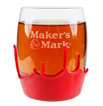 Untersetzer Maker's Mark Rpunded Rocks 9 oz.