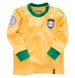 T-Shirt Brasilien 'My First Football Shirt""