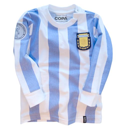 "T-Shirt Argentinien ""My First Football Shirt"""