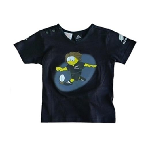 T-Shirt All Blacks für Kinder