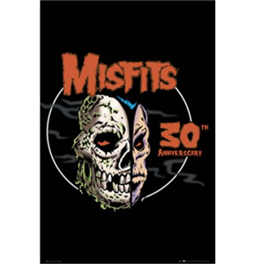 Poster Misfits-30th Anniversary