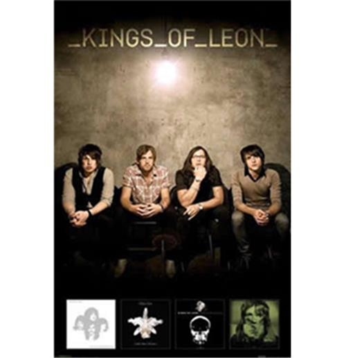 Poster Kings of Leon - Album Covers