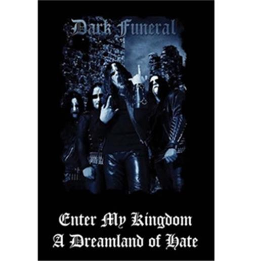 Poster Dark Funeral - Group