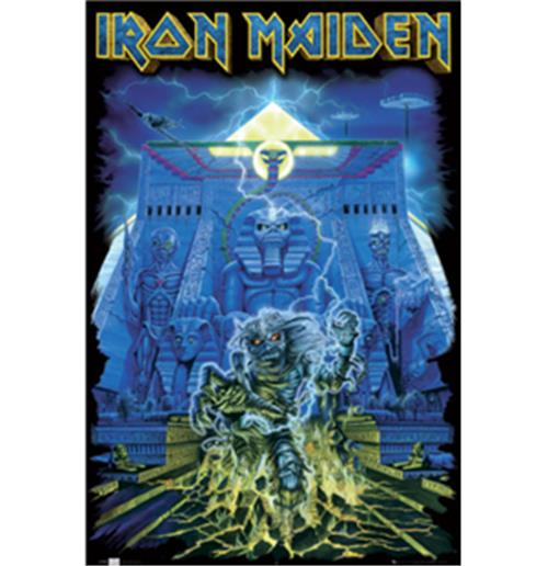 Poster Iron Maiden - Tomb