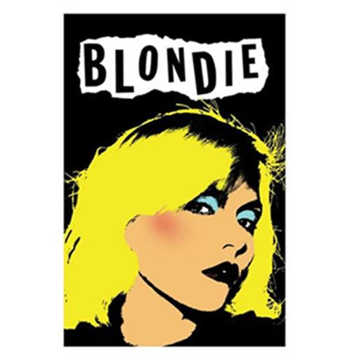 Poster Blondie-Punk