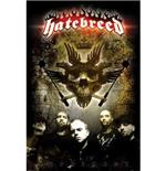 Poster Hatebreed-Supremacy