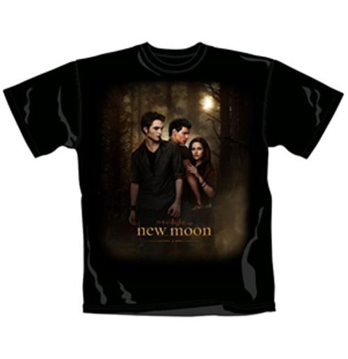 T-Shirt Twilight-New Moon One Street