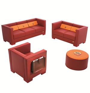 sofa primafila zwei sitze f r nur 824 00 bei merchandisingplaza. Black Bedroom Furniture Sets. Home Design Ideas