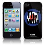 Cover iPhone 4G - Bullseye The Who. Offizielles Emi Music Produkt