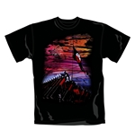 T-Shirt New Wall Pink Floyd. Offizielles Emi Music Produkt