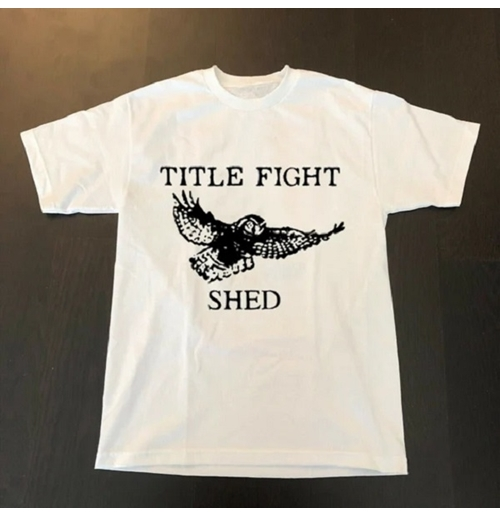 T-Shirt Architects Owl. Offizielles Emi Music Produkt