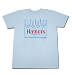 T-Shirt HAMM'S Beer Crown