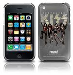 Cover iPhone 3G/3GS  Kiss - Band Shot. Offizielles Emi Music Produkt