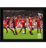 Poster Liverpool FC Legends 16 x 12