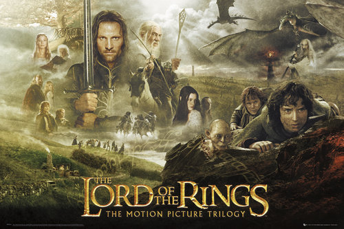 Poster The Lord of the Ring 64163