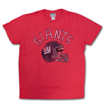T-Shirt New York Giants Helmet