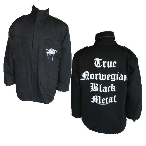 Jacke Darkthrone