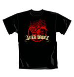 T-Shirt Alter Bridge Iii.Offizielles Emi Music Produkt