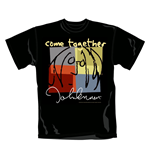 T-Shirt John Lennon Come Together.   Offizielles Emi Music Produkt
