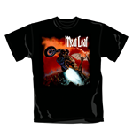 T-Shirt Meat Loaf Bat Out of Hell.  Offizielles Emi Music Produkt