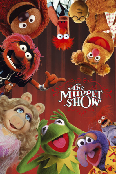 Poster The Muppet