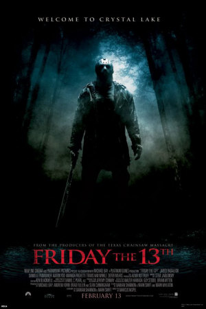 Poster Friday the 13th 70017