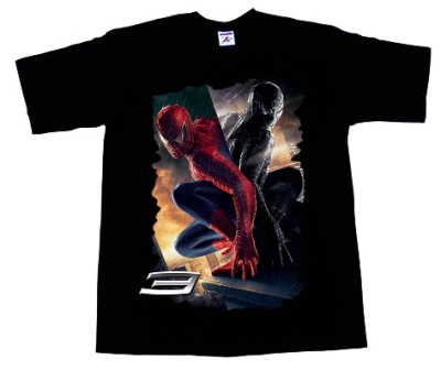 Trikot Spiderman