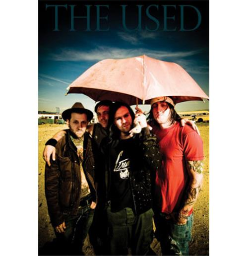 Poster The Used