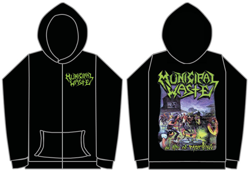 Sweatshirt Municipal Waste