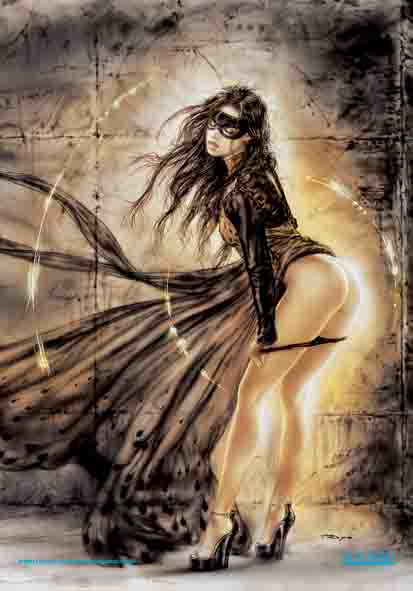Flagge Luis Royo - The Rough With The Smooth