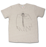 T-Shirt Batman Outline