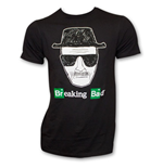T-Shirt Breaking Bad Sketch Face