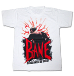 T-Shirt Dark Knight Rises Bane Blood