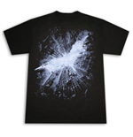 T-Shirt Dark Knight Rises Sky Symbol