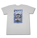 T-Shirt Doctor Who Dimensionally Transcendental
