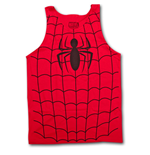 T-Shirt Spiderman ohne Armel