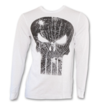 T-Shirt mit langen Armel Punisher