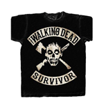 T-Shirt Walking Dead - Survivor
