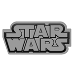 Star Wars Silikon-Backform Logo