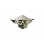 Star Wars Latex-Maske Yoda