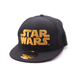Star Wars verstellbares Cap - Goldenes Logo