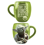 Star Wars Tasse Yoda - May the Force Be With You