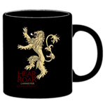 Game of Thrones Tasse Lannister schwarz