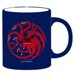 Tasse Game of Thrones - Targaryen blau
