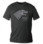 T-Shirt Game of Thrones Stark