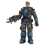 Gears of War Judgment Aktion Figur Baird 18 cm