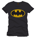 T-Shirt Batman - Klassik Logo