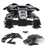 Batman The Dark Knight Rises Diecast Modell 1:50 The Bat Plane