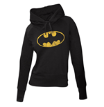 Ladies Sweatshirt Batman - Logo