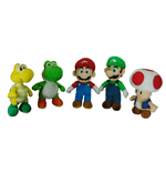 Super Mario Bros. Plüschfiguren 20 cm Sortiment (12)